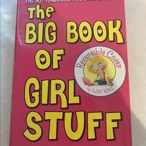 Big Book Of Girl Stuff By Bart King